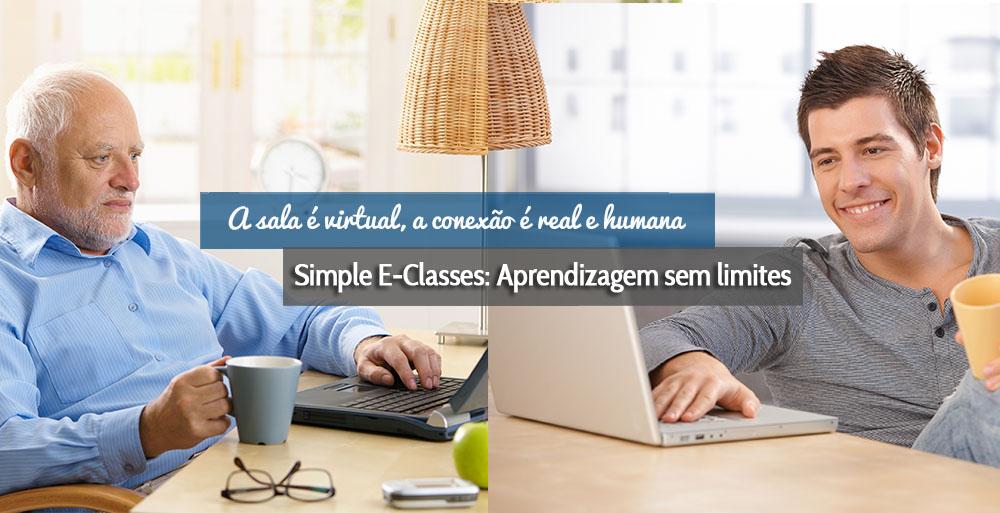 Simple E-classes: aprendizagem sem limites